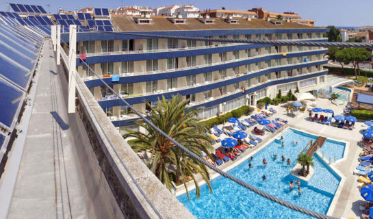 HOTEL GHT AQUARIUM & SPA Lloret de Mar