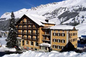 HOTEL ALPINA Parpan/Lenzerheide