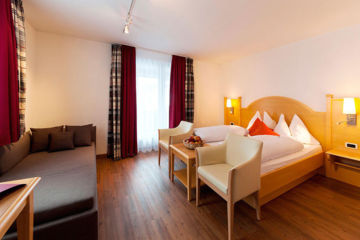 HOTEL MESSNERWIRT Valdaora (BZ)