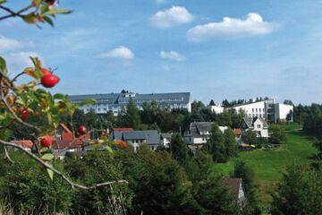 WERRAPARK RESORT HOTEL HEUBACHER HÖHE Masserberg