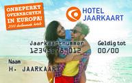 Hotel jaarkaart